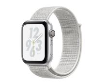 Watch Nike+, S4, 40mm, Silver/Sum White Sport Loop