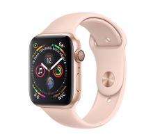 Watch S4, 40mm, Gold/Pink Sand Sport Band