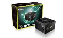 FSP/Fortron HEXA+ PRO 500, 80+, 500W