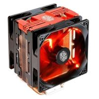 chladič Cooler Master Hyper 212 LED Turbo, red