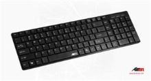 AIREN KEYBOARD AiBoard Slim Black CZ
