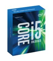 CPU INTEL Core i5-6600K BOX (3.5GHz, LGA1151, VGA)