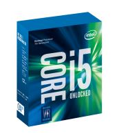 CPU INTEL Core i5-7600K BOX (3.8GHz, LGA1151, VGA)