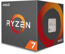 CPU AMD Ryzen 7 2700X 8core (3,7GHz)