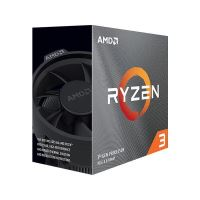 CPU AMD Ryzen 3 3300X 4core (4,3GHz)