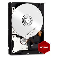 HDD 2TB WD20EFRX RED 64MB SATAIII IntelliP.NAS 3RZ