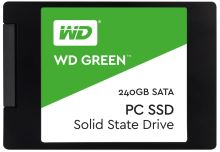 "SSD 2,5"" 240GB WD Green 3D NAND SATAIII 7mm"