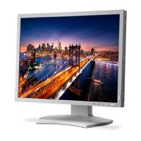 "22"" LED NEC P212 - 1600x1200,DP,USB,piv,24/7,grey"