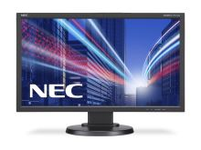 "23"" LED NEC E233WM-FHD,TN,DVI,DP,rep,piv,white"