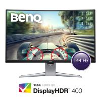 "32"" LED BenQ EX3203R-QHD,VA,HDMI,DP,USB-C"