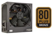 Fortron FSP500-60GHN 80PLUS BRONZE, black, 500W