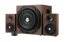 zvuk. systém TRUST Vigor 2.1 Subwoofer Speaker Set - brown