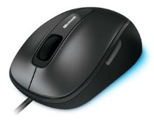 Microsoft Comfort Mouse 4500 Lochnes Grey ND