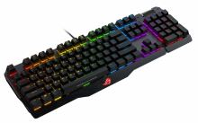 ASUS ROG MA01 Claymore BROWN/CHERRY/US - RGB  mech. keyboard w/ LED lightning US layout +