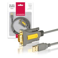 AXAGON USB2.0 - seriový RS-232 FTDI adapter 1,5m