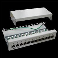 Patch panel Box 12-port STP na zed´