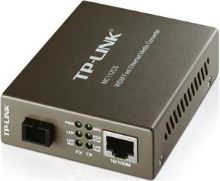 TP-Link MC112CS WDM Fast Ethernet Media Converter