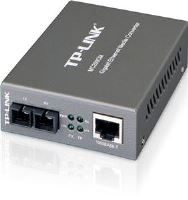 TP-Link MC200CM Gigabit Ethernet Media Converter