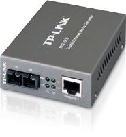TP-Link MC210CS Gigabit Ethernet Media Converter