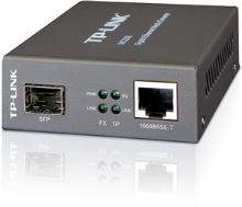 TP-Link MC220L Gigabit Ethernet Media Converter
