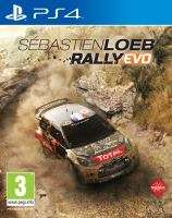 PS4 - Sébastien Loeb Rally Evo