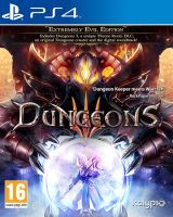PS4 - Dungeons 3 Extremely Evil Edition