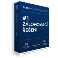 Acronis True Image 2018 - 1 Computer - BOX