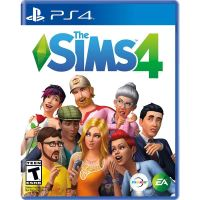 PS4 - THE SIMS 4 - 17.11.