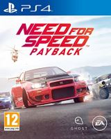PS4 - NEED FOR SPEED PAYBACK