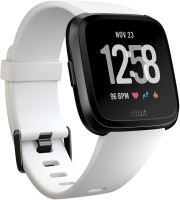Fitbit Versa - White Band / Black Case