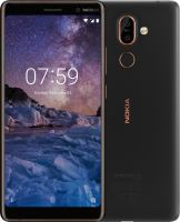Nokia 7+ Dual SIM Black/Copper