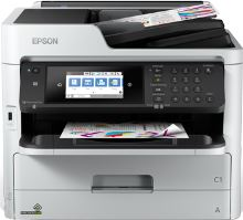 Epson WorkForce Pro WF-C5710DWF,4800x1200dpi,34/34 ,wifi, USB