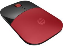 HP Z3700 Wireless Mouse - Cardinal Red