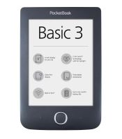 Pocketbook 614+ Basic 3, Black