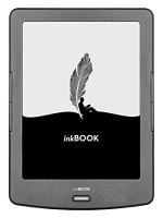 "Čtečka InkBOOK Classic 2 - 6"", 4GB, 800x600, Wi-Fi, Black"